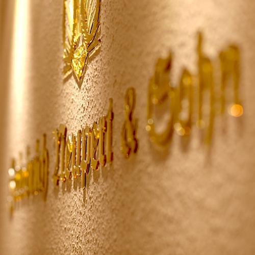 Unsere Goldschmiede vereint Tradition und Moderne